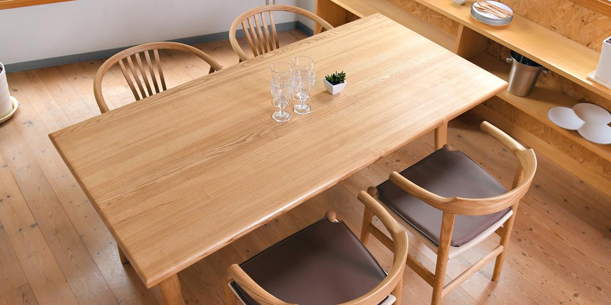北欧ダイニングテーブル