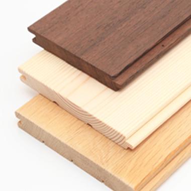 木の種類・その他の素材